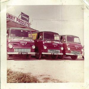 Old Chief Trucks