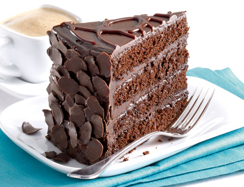 Captivating Chocolate Cake...