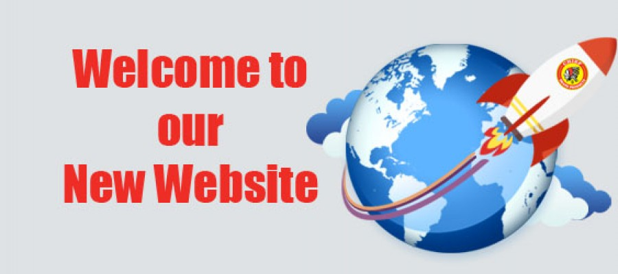 Our New Website Has Launched