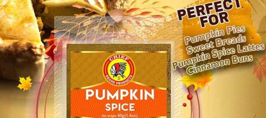 Feel Warm and Cozy With Our New Pumpkin Spice