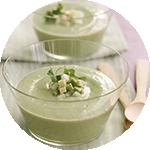 Cucumber Cream Soup