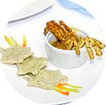 Curried Crab _ Dumpling